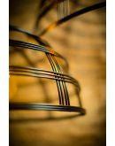 Molfetta Hanglamp Zwart D70xH61 cm (Max. 75w) Plafondlamp