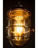 Matino Hanglamp goud (max 60w) Plafondlamp