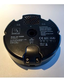 Elektronische Transformator Zwart 50-300W