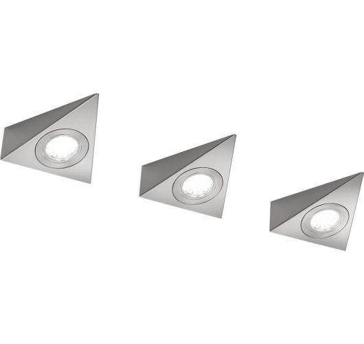 Wandlamp Trio Leuchten Ecco - Nikkel Spots