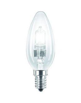 Philips EcoClassic B35 kaarslamp 18W (25W) E14 helder
