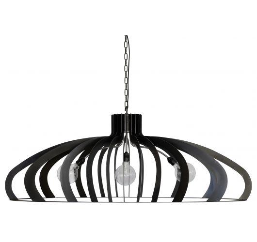 Catania Hanglamp Staal - Ztahl by Dijkos Dijkos