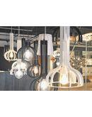 Catania Hanglamp Wit - Ztahl by Dijkos Dijkos
