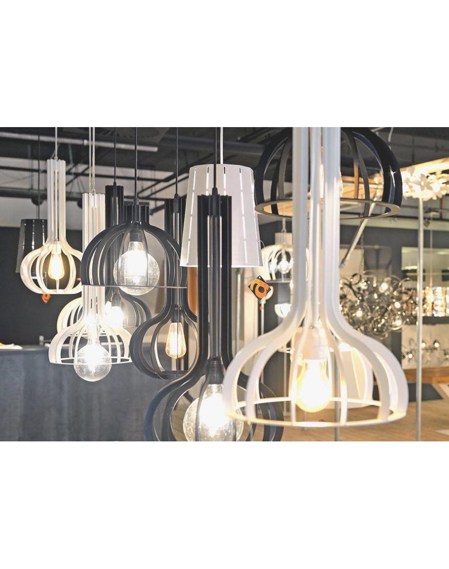 Hanglamp | Dijkos | Zwart Staal | Gloeilicht.nl