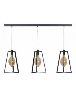 Trevi Hanglamp 3 Lichts - Ztahl by Dijkos