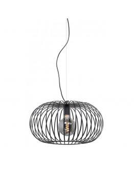 Highlight Hanglamp Bolato Ø 50cm | Zwart