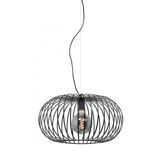 Highlight Hanglamp Bolato Ø 50cm | Zwart Hanglampen