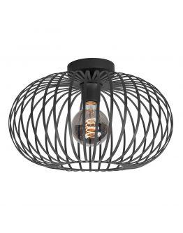 Highlight Plafondlamp Bolato Ø 38cm | Zwart