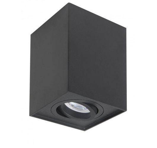 Highlight Spot Maxi Rebel Vierkant | Zwart Spots