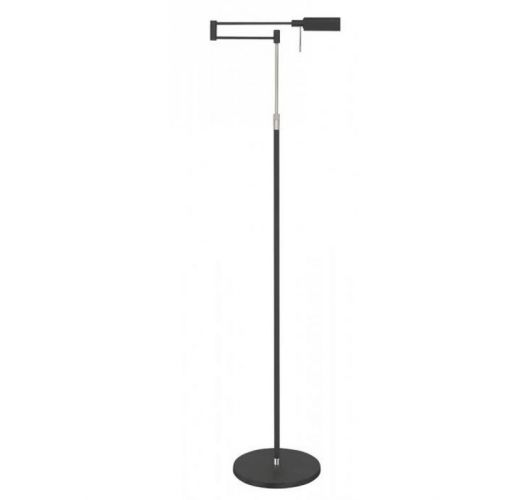 Highlight Vloerlamp New Bari up/down LED | Zwart Vloerlampen