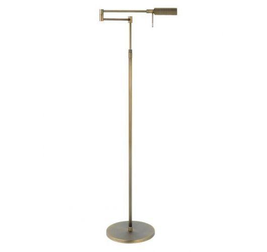 Highlight Vloerlamp New Bari up/down LED | Brons Vloerlampen