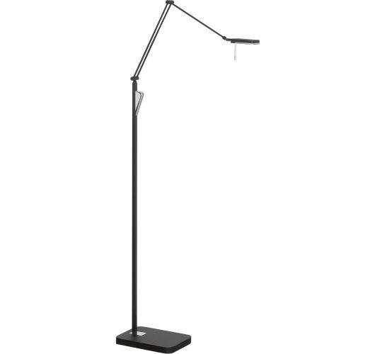 Highlight Vloerlamp Bolzano | Zwart Vloerlampen