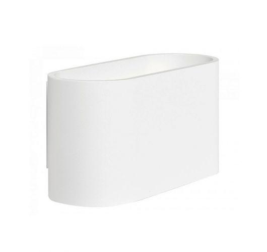 Highlight Wandlamp Oval G9 | Wit Wandlampen