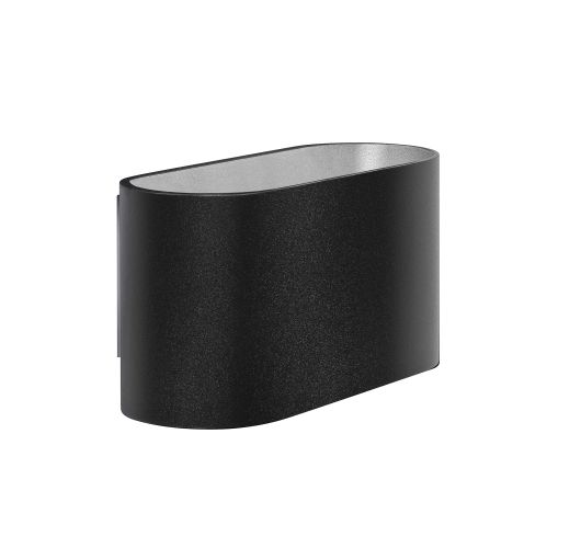 Highlight Wandlamp Oval G9 | Zwart  Wandlampen
