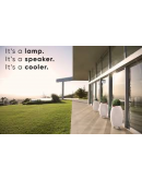 Kooduu - Bluetooth Speaker + LED lamp + Wijnkoeler Synergy 65 (Large) Overigen