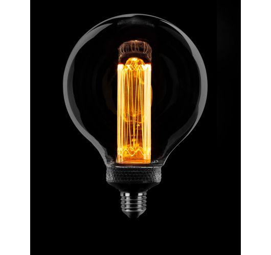 Led Kooldraad SceneSwitch Smoke | Globe 125mm | 3 standen 5W/2.5W/1W LED-lampen