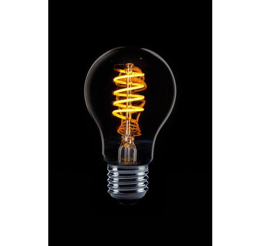 Led Spiraal Standaard Smoke | 7W | 3 Stappen Scene Switch Dimbaar Ledlampen