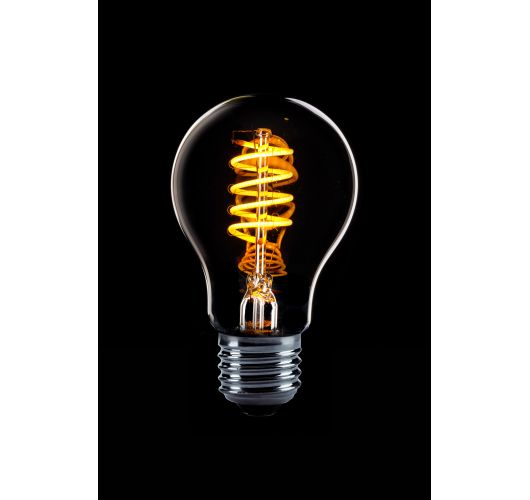 Led Spiraal Standaard Helder | 4W | Dag/Nacht Sensor Ledlampen