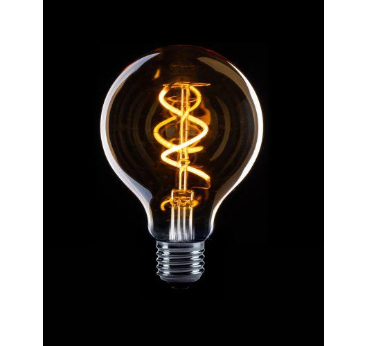 Led Spiraal 80MM Helder | 4W | Dag/Nacht Sensor Ledlampen