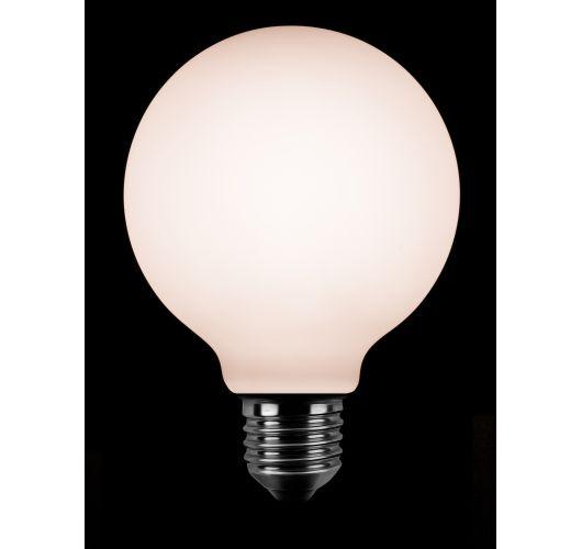 Led Opaal 80MM   8W   Dimbaar Ledlampen