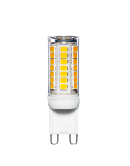 LED G9 3W(=30W) | Ø 15.5mm x H 31mm | Dimbaar