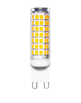 LED G9 5W(=40W) | Ø 15.8mm x H 62mm | Dimbaar