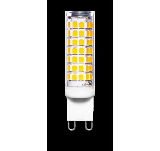 LED G9 5W(=40W) | Ø 15.8mm x H 62mm | Dimbaar LED-lampen