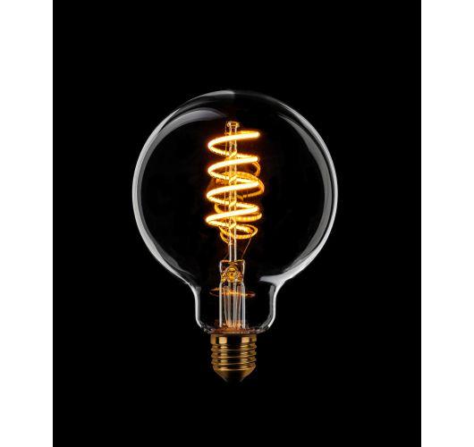 Led Spiraal 95MM Helder | 8W | Dimbaar Ledlampen