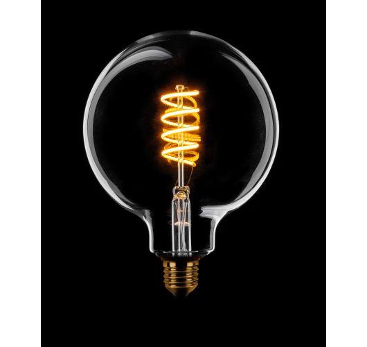 Led Spiraal 125MM Helder | 8W | Dimbaar Ledlampen