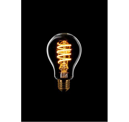 Led Spiraal Standaard Helder   8W   Dimbaar Ledlampen