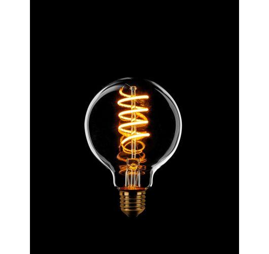 Led Spiraal Sceneswitch 80MM Helder | 7W/3.5W/1W Ledlampen