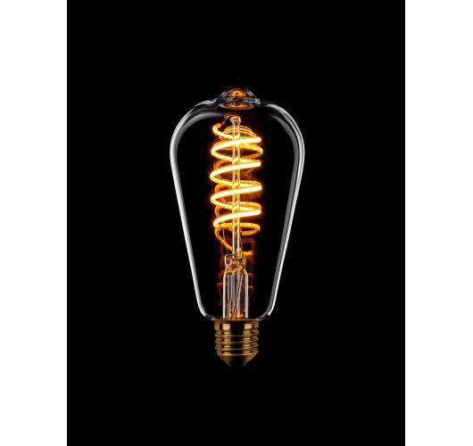 Led Spiraal Sceneswitch Edison Helder | 7W/3.5W/1W Ledlampen
