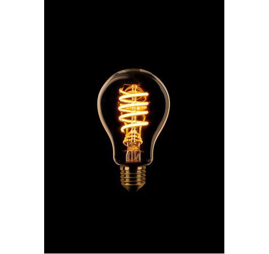 Led Spiraal Standaard Goud | 8W | Dimbaar Ledlampen