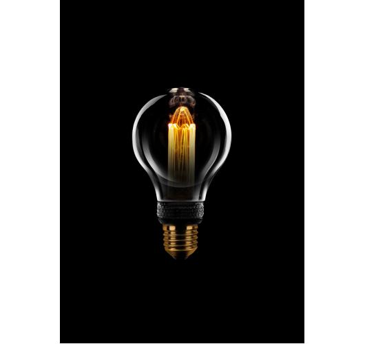 Led Kooldraad Sceneswitch Standaard half Smoke / half Helder | 5W/2.5W/1W Ledlampen