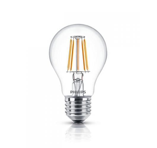 Philips Filament Led standaard 5w(=40w) E27 922-927 helder Dimtone 470L  Ledlampen
