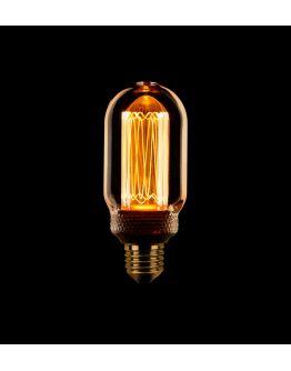 Led Kooldraad Buislamp (T45) Goud | 3.5W | Dimbaar