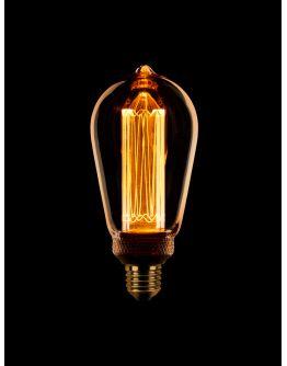 Led Kooldraad Edison ST64 3.5W Dimbaar