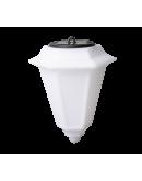 ETH Outdoor Castle Hang LED Solar - USB charging - remote - Candlelight Overigen