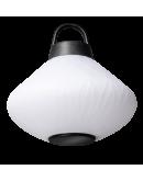 ETH Outdoor Joey Curved hanglamp D:350mm x H:350mm met Bluetooth Speaker dimbaar - afstandsbediening Overigen