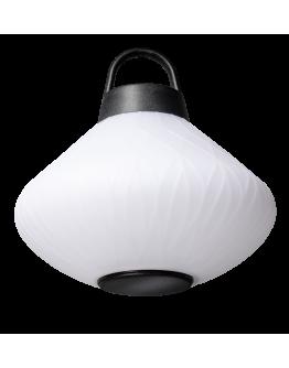 ETH Outdoor Joey Curved hanglamp D:350mm x H:350mm met Bluetooth Speaker dimbaar - afstandsbediening