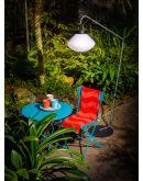 ETH Outdoor vloerlamp Joey Curved 1x E27 exclusief lichtbron Overigen