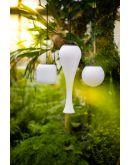 ETH Outdoor Flora Pin Hang LED Solar - USB charging - remote Overigen