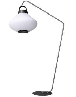 ETH Outdoor vloerlamp Joey Curved Speaker 3W RGB verlichting / Bluetooth speaker/ afstandsbediening