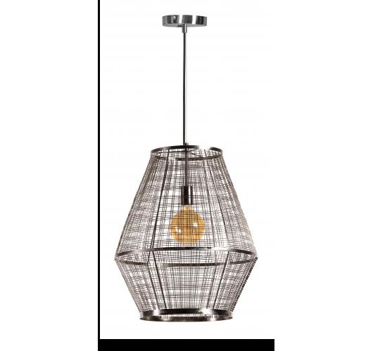 Grid - Staal Hanglampen