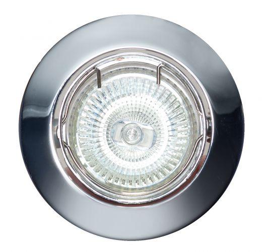 LED Inbouwspot Dimbaar Mat Chroom | Set van 5 Spots