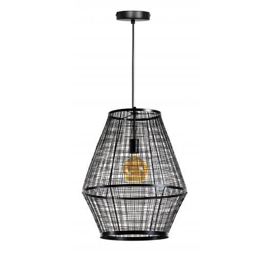 Grid - Zwart Hanglampen