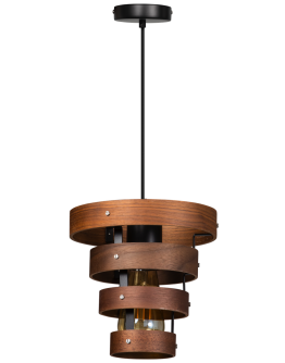 Walnut - 4 rings
