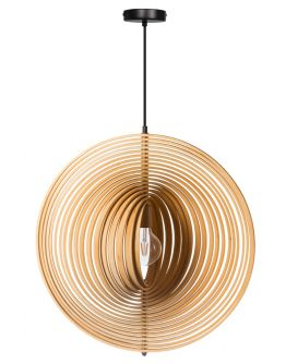 ETH Hanglamp Woody | Hout