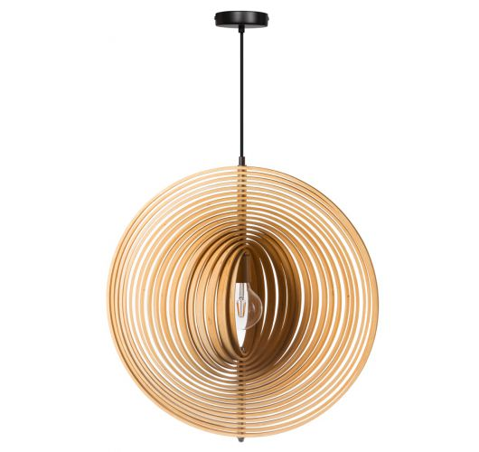 ETH Hanglamp Woody | Hout Hanglampen