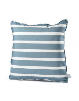 Extreme Lounging B-cushion Awning Stripe | Sea Blue